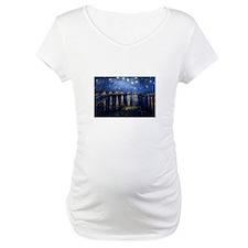 Starry Night Over Rhone Shirt
