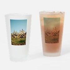 Lands End 3 Drinking Glass