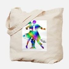 Dance Tote Bag