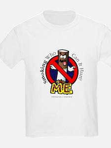 Smoking Who Can It Hurt? T-Shirt