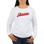 Adorable Women's Long Sleeve T-Shirt