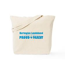 Lundehund Parent Tote Bag