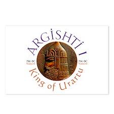 Argishti I Postcards (package Of 8)