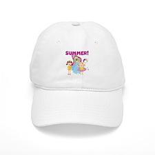 It's Summer Baseball Cap