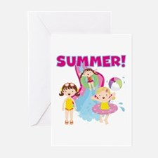 It's Summer Greeting Cards (Pk of 10)
