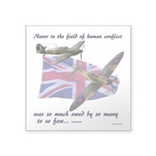 Battle of Britain Sticker
