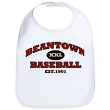Beantown Baseball Bib