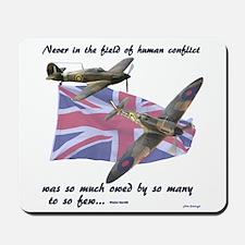 Battle of Britain Mousepad