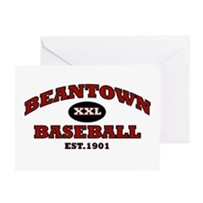 Beantown Baseball Greeting Cards (Pk of 10)