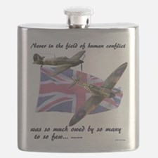 Battle of Britain Flask