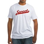 Sweet Fitted T-Shirt
