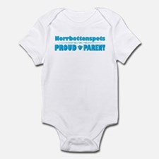 Norrbottenspets Parent Infant Bodysuit