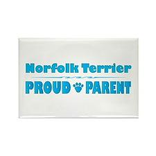 Norfolk Parent Rectangle Magnet (100 pack)