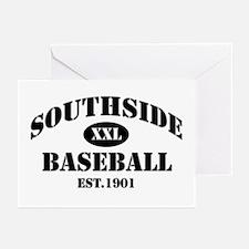 Southside Baseball Greeting Cards (Pk of 10)