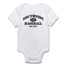Southside Baseball Infant Bodysuit