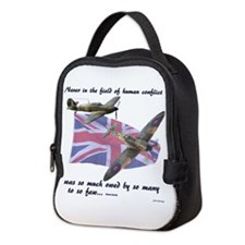 Battle of Britain Neoprene Lunch Bag