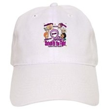 Sisters in the Fight Against Breast Cancer Baseball Cap