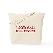 Cadogan Track Front Tote Bag