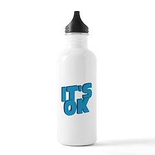 Don't Worry It's OK Water Bottle