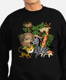 Animal Safari Sweatshirt