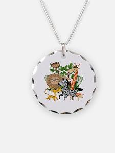 Animal Safari Necklace