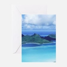 lrg framed print Greeting Cards