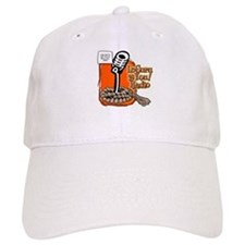 Le Guru Is You Logo - Orange Logo Baseball Baseball Cap