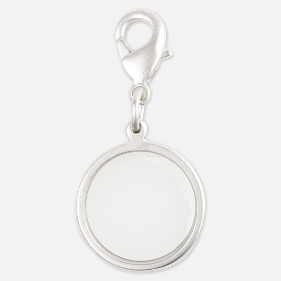 96 Champion Birthday Designs Silver Round Charm