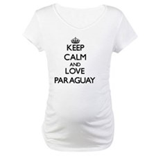 Keep Calm and Love Paraguay Shirt