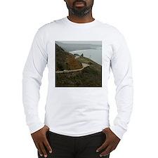 coastal highway 1 Long Sleeve T-Shirt