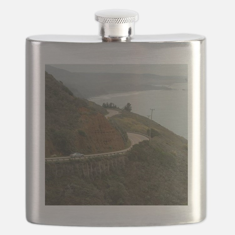 coastal highway 1 Flask
