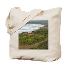 Central Coast Beach Tote Bag