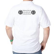 Whatever hits the Fan ... T-Shirt
