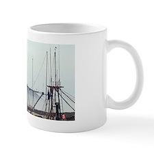 morro bay backdrop Mug