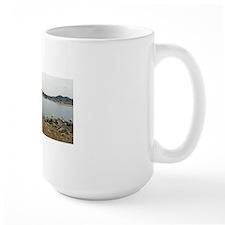 picturesque morro bay Mug