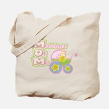 MOM - Mother Of Me, Pink Tote Bag