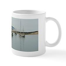 morro bay boat moorings Mug
