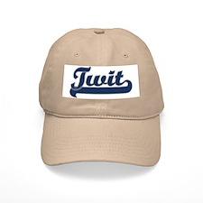 Twit Baseball Cap