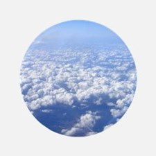 "flight above the clouds 3.5"" Button"