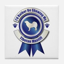 Showing Mastiff Tile Coaster