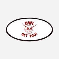 Owl Get You! Patches