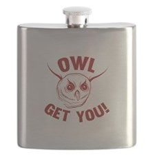Owl Get You! Flask