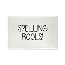 Spelling Rools! Rectangle Magnet (10 pack)