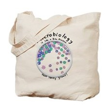 Microbiology is a Zen Garden Tote Bag