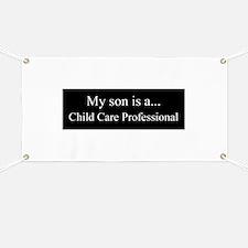 Son - Child Care Professional Banner