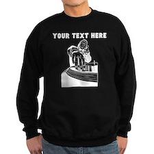 Custom DJ Jumper Sweater