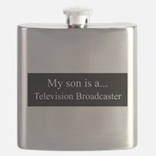Son - Television Broadcaster Flask
