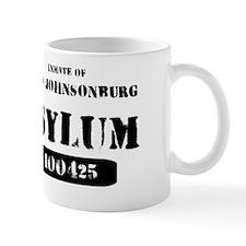 HIS 2014 Asylum Mug