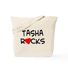 Tasha Rocks Tote Bag