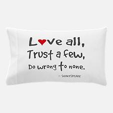 L?ve all Pillow Case